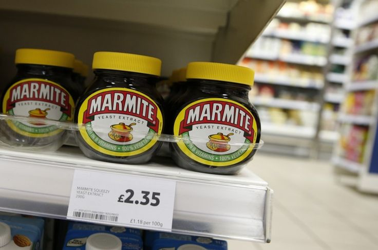British supermarkets were running low on Marmite. Brexit just got real. - The Washington Post