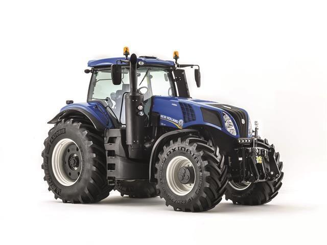 New Holland Upgraded T8 at LAMMA 2015 - C&O Tractors - New Holland Dealer, Tractors, Combine and Balers