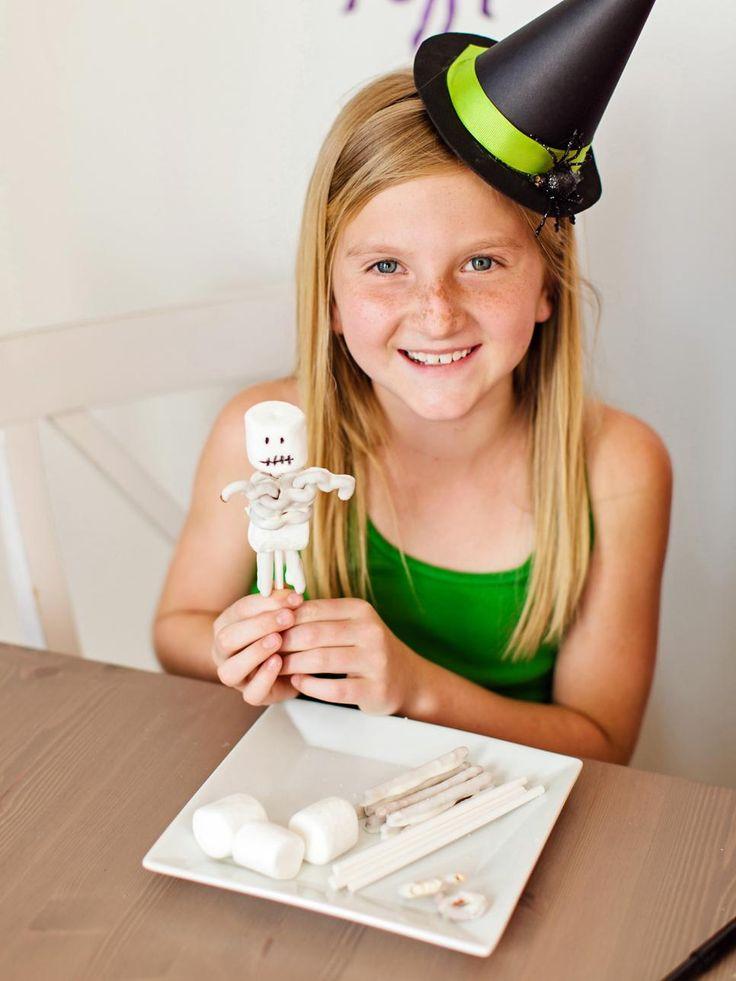 35 diy halloween crafts for kids - Hgtv Halloween Decorations