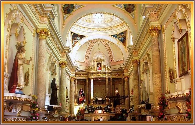 Sagrario Diocesano (Catedral de Huajuapan) Huajuapan de León,Estado de Oaxaca