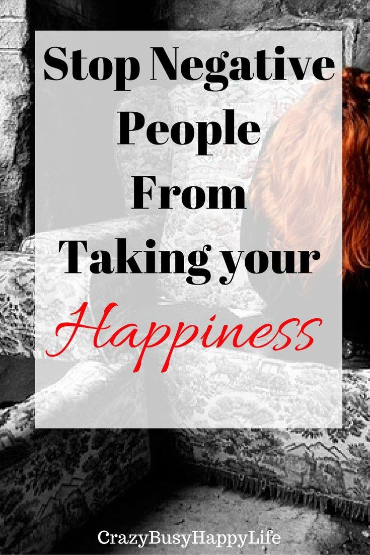 """Are negative people sucking the happiness out of you? They may be what are called """"psychic vampires."""" Learn to set boundaries and keep them out of your life."""