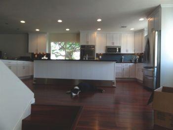 Phoenix Kitchen Remodeling Contractor Opens Up Dark Kitchen