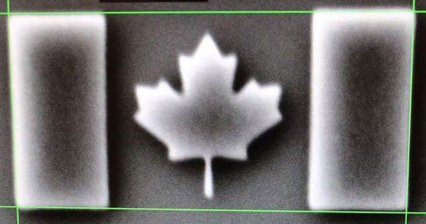 Νανοτεχνολογία για ρεκόρ Γκίνες! Η μικρότερη σημαία στον κόσμο