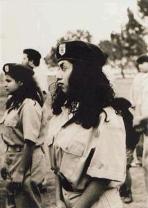 Chicana Feminist Theory & Chicana Feminist Issues/ Glorya: These were the Brown Berets.