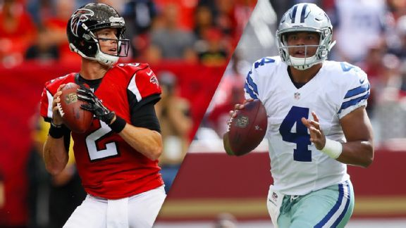 The stakes are high for both the Atlanta Falcons and the Dallas Cowboys as they go head to head in a wild card contending matchup.  If today were the playoffs the Seattle Seahawks and Carolina Panthers would snag the wild card spots at 6-3. Thankfully it's only Week 10 so there's still hope for Atlanta and Dallas even though the odds are stacked against them.   #Atlanta Falcons #Chelsea T. #Dallas Cowboys #Football #NFC #NFC East #NFC South #NFL #NFL Playoffs #NFL Wild Ca