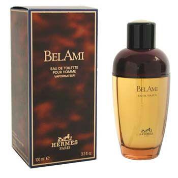 Bel Ami Hermes cologne - a fragrance for men 1986