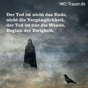 Schön Der Tod Ist Nicht Das Ende.