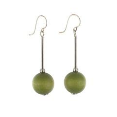 Tuuli, olive green - Aarikka www.aarikka.com
