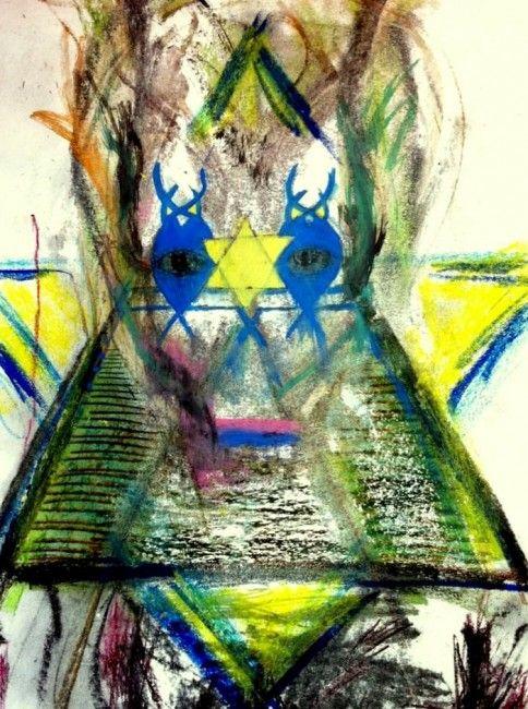 one dollar bill by ANTON BIEDERWOLF - YICCA 2015 - International Contest of Contemporary Art