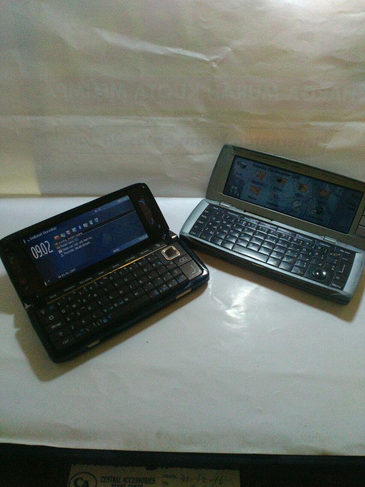 Nokia E90 vs 9500