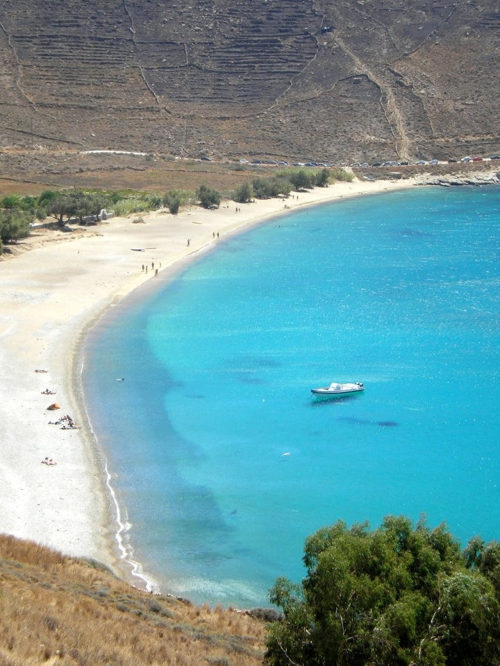 Ganema beach, Serifos island  Greece