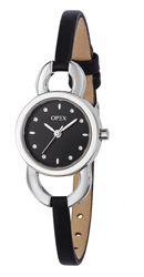 Opex ana montre femme cuir gris