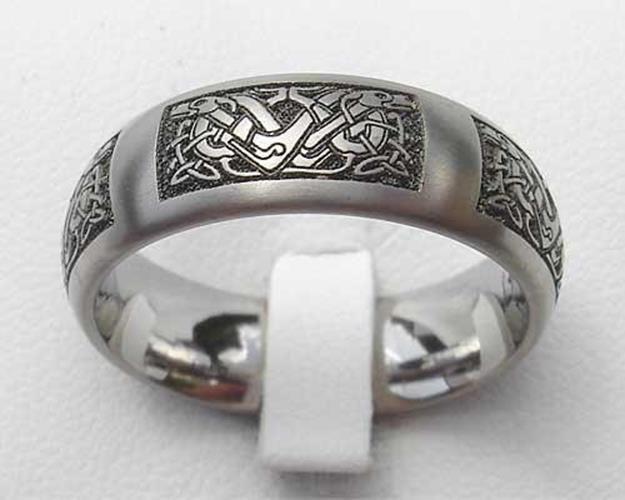 36 Scottish Celtic Wedding Rings Ideas
