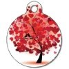 Amazon.com: Asian Cherry Blossom Pet ID Tag for Dogs and Cats - Dog Tag Art: Pet Supplies