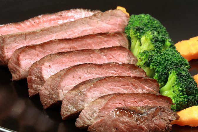 How to Fix a London Broil Steak in a Slow Cooker