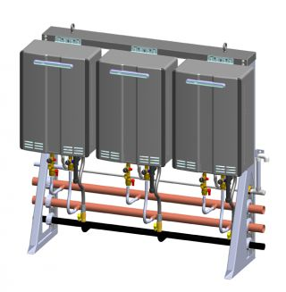Commercial Water Heating | #1 Selling Tankless Water Heater in US