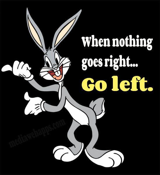 We Need Your Help Bugs Bunny