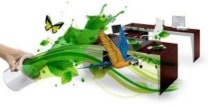 La mia Scrivania Verde