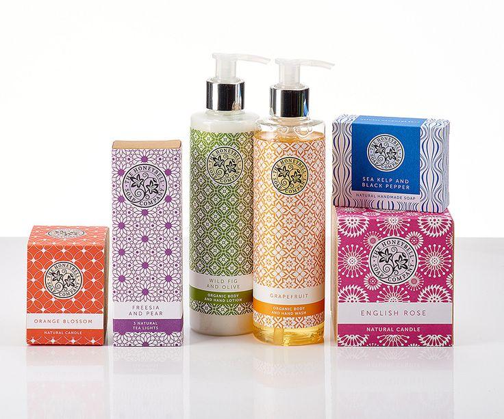 #Twill #Favini #Packaging #Honeybell / Design: #Silkpearce www.silkpearce.com - Find more on #Twill http://www.favini.com/gs/en/fine-papers/twill/features-applications/