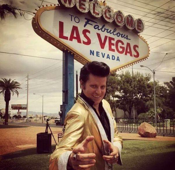Festa a tema Las Vegas