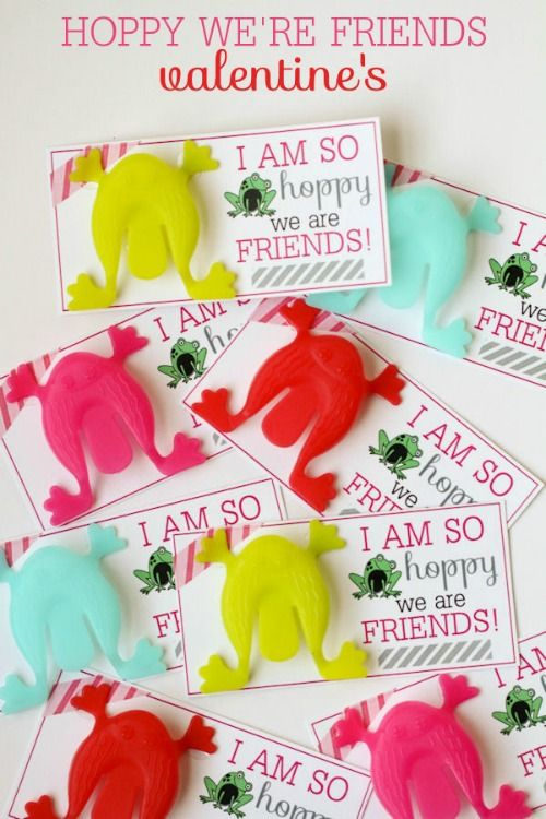 28 Printable Valentines For The Kids Homemade