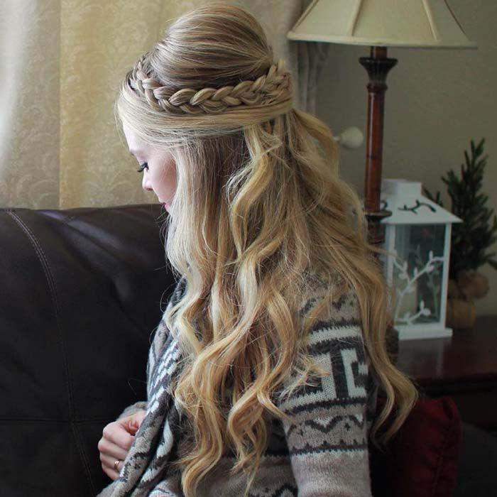 Χτενίσματα για μακριά μαλλιά που θα θέλετε να δοκιμάσετε αμέσως (4)