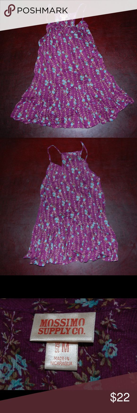 Purple tank top Great condition, rarely worn Tops Tank Tops