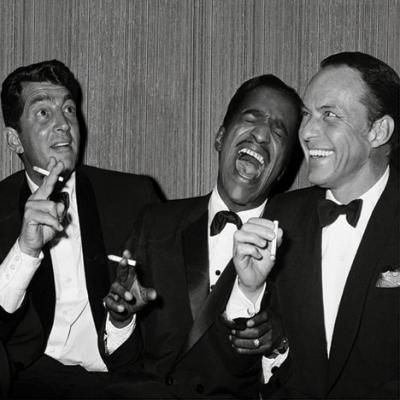 Timeless. Is that not the perfect way to describe any Gentleman? Timeless.  The Rat Pack, they were Gentlemen. Their style, their music, their  films. Timeless.  Their impeccably tailored suits, slim ties, bow ties, fitted dress  shirts, pocket squares. Timeless.  Being a Gentleman...Timeless.