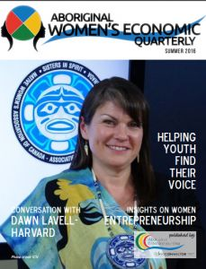 Aboriginal Women's Economic Quarterly
