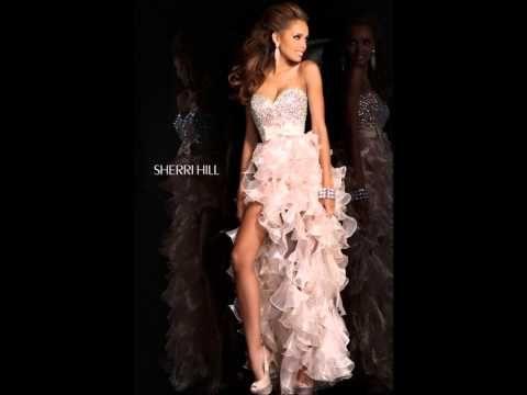 Vestidos de 15 Años Largos y Modernos 2014