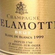 Degustazione champagne Delamotte Blanc de Blancs 1999