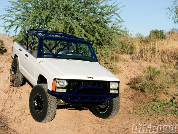 1989 Jeep Cherokee XJ - $3K Thrill Rides - Off-Road Magazine