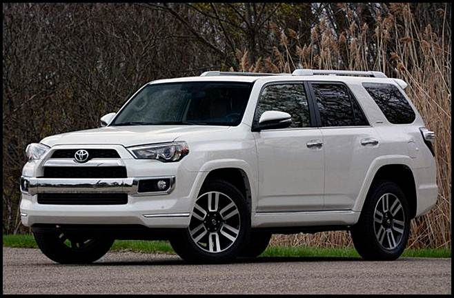 2017 Toyota 4Runner SR5 Accessories
