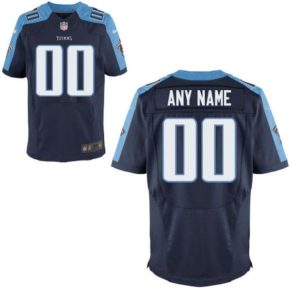 tennessee titans nike custom elite jersey navy 299.99 philip rivers jersey nfl jersey number