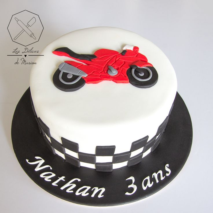 Favori 1000+ идей на тему: Торт В Виде Мотоцикла в Pinterest  ZK31