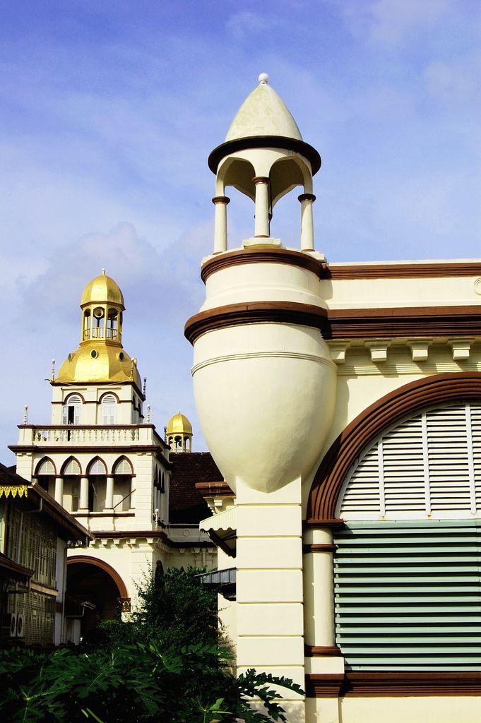 Masjid Muhammadi, Kota Bharu, Kelantan, Malaysia
