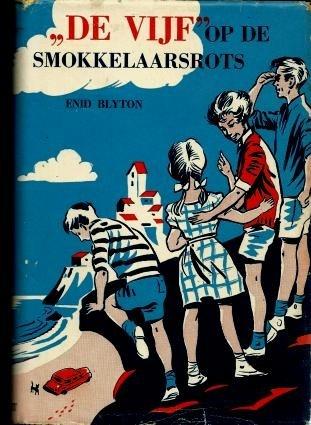Verslonden heb ik ze: De boekjes van De Vijf, geschreven door Enid Blyton.