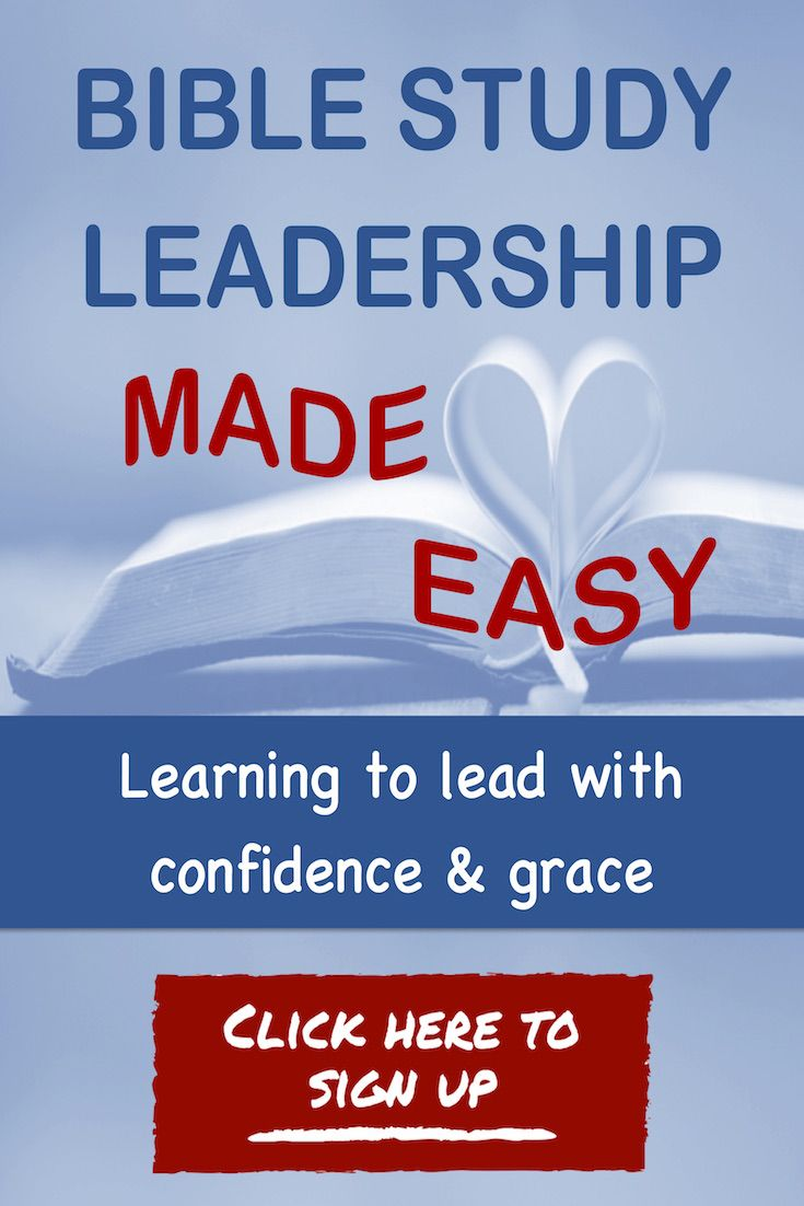 How to Lead a Good Discussion | Christian Bible Studies