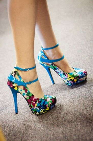 1000  images about Pretty High Heels on Pinterest | Pump, Cute ...