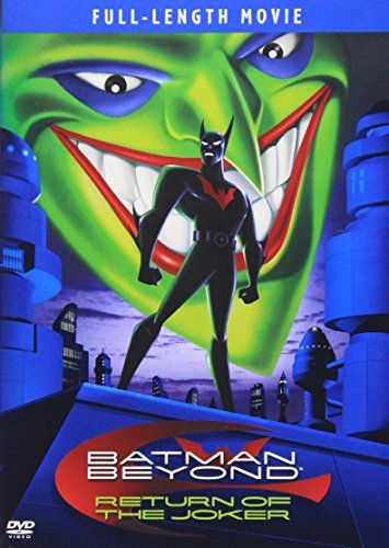 Batman Beyond: Return of the Joker @ niftywarehouse.com #NiftyWarehouse #Batman #DC #Comics #ComicBooks