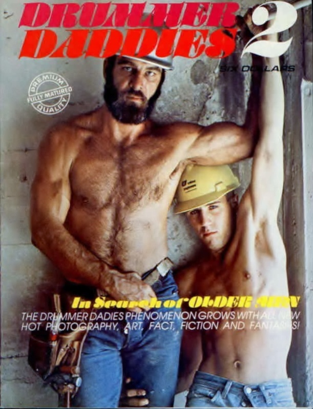 Drummer Magazine Gay 90