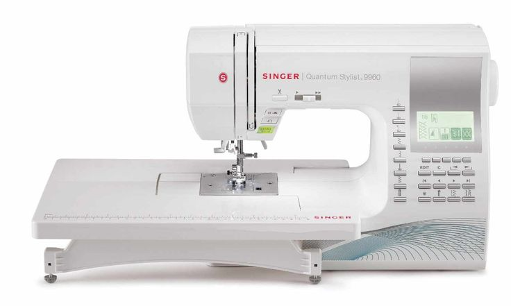 Singer 9960 Sewing Machine Review