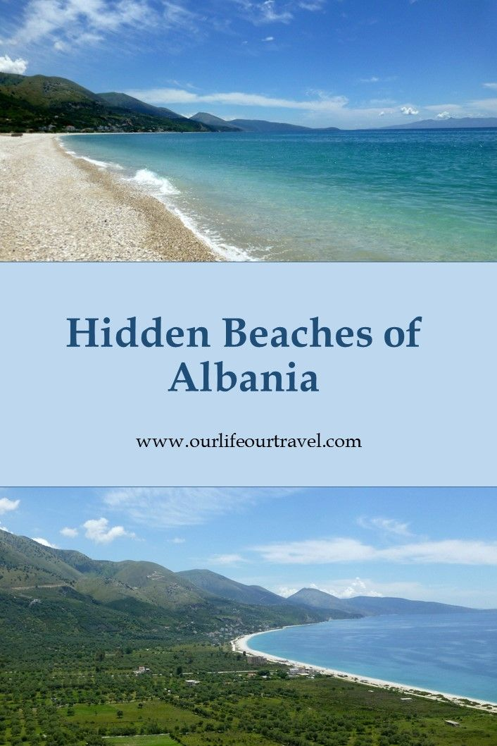 Best beaches of the Albanian Coast