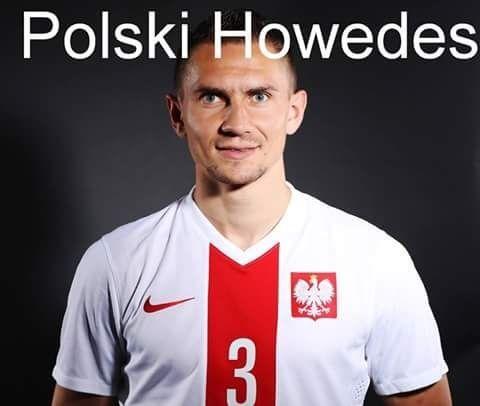 Podobno to Howedes jest niemieckim Jędrzejczykiem • Śmieszne memy po meczu Polska Armenia • Artur Jędrzejczyk polskim Howedesem >> #polska #pilkanozna #futbol #sport #memy #pol #smieszne