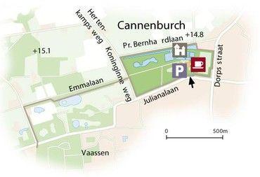 Voassen / Vaassen - Cannenburch