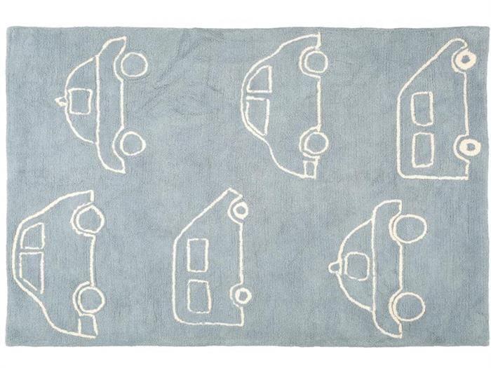 Covor Copii Bumbac - lavabil la 30 grade www.sunnahome.ro