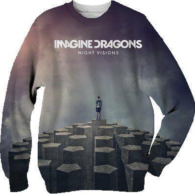 Imagine Dragons. i want this so bad