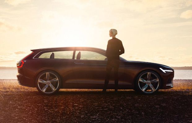 LEAKED: The Volvo Concept Estate Is the Shooting Brake You're Lusting For