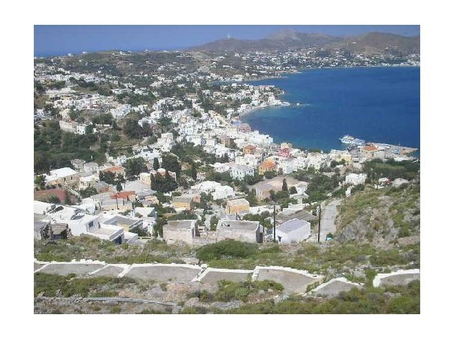 Overlooking Agia Marina, Leros