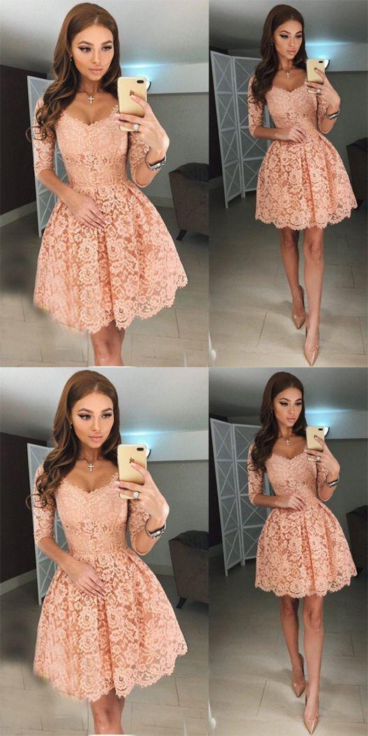 homecoming dresses,homecoming dress, pink homecoming dress,short homecoming dress
